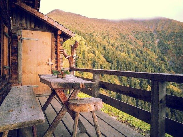 Decking, neboli pokládka dřevěných teras