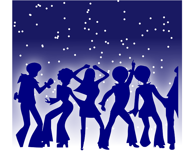 tancování na party