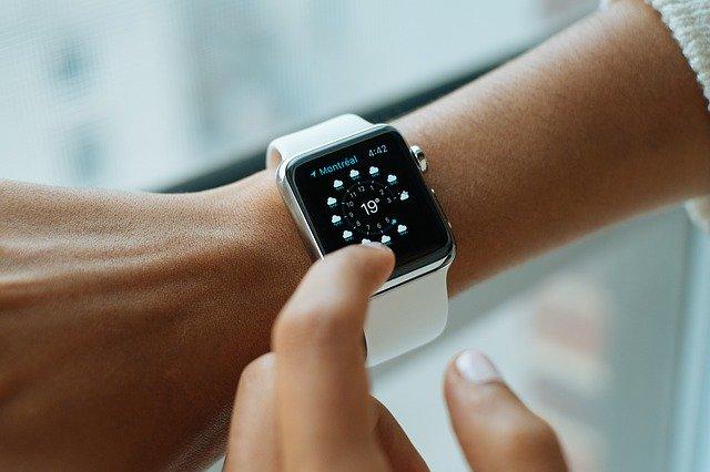 Nákup chytrých hodinek