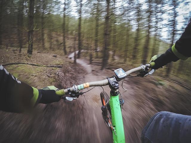 cyklistika a horské kolo