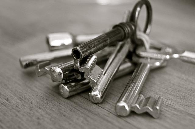 dozické klíče