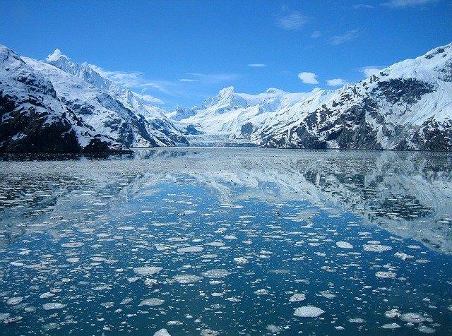 Glacier bay: Ledové království