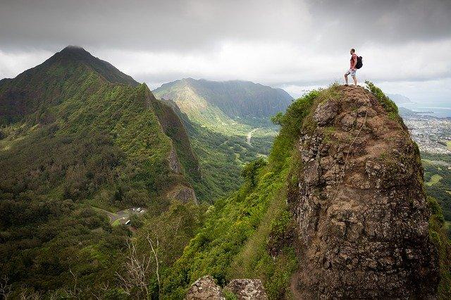 dobrodružství v horách