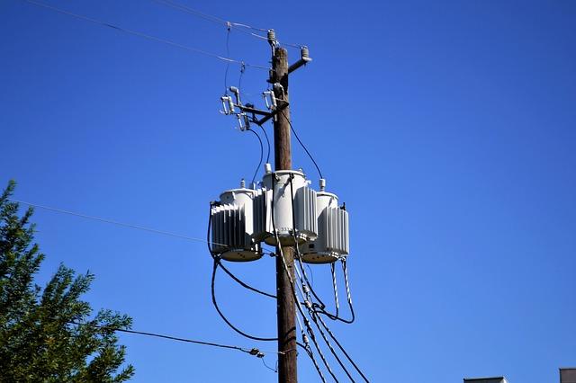 elektřina konvertor