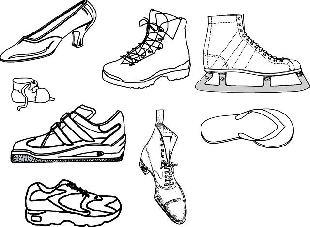druhy bot