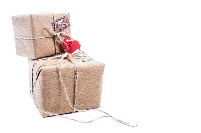 balíky a balíčky
