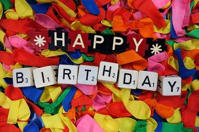 Oslavte narozeniny velkolepým stylem